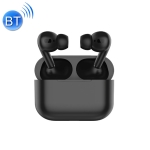 Airs Pro TWS V5.0 Wireless Bluetooth HiFi Headset with Charging Case, Support Auto Pairing & Touch Control & Locating (Black)