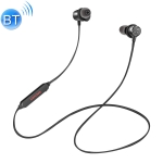 Original Lenovo X1 Magnetic In-Ear Wireless Sports Bluetooth 5.0 Earphone(Black)