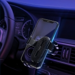 KIVEE KV-UC08 Universal Car Gravity Mobile Phone Holder Bracket (Black)