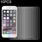10 PCS For iPhone SE 2020 0.26mm 9H 2.5D Explosion-proof Tempered Glass Screen Film