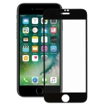 REMAX For iPhone 8 / 7 Rock Series Anti-spy Tempered Glass Protective Film(Black)