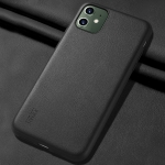 X-level For iPhone 11 Plain Series Shockproof Protective Case(Black)