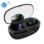 ELEPHONE ElePods 2 Bluetooth 5.0 True Wireless Stereo Bluetooth Earphone with Charging Box (Black)