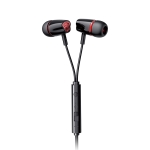 JOYROOM JR-EL114 3.5mm Plug In-Ear Wired Control Earphone (Black)
