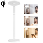 MOMAX QL8 Smart Wireless Charging LED Table Reading Lamp (White)