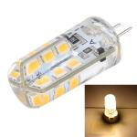 G4 SMD 2835 24 LEDs LED Corn Light Bulb, DC 12V(Warm White)
