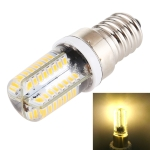E14 SMD 3014 64 LEDs Dimmable LED Corn Light, AC 220V (Warm White)