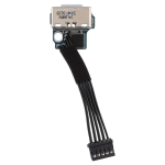 DC Power Jack Board DC Jack 820-1966-A 820-2286-A for MacBook A1181 13.3 inch