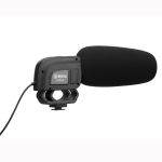 BOYA BY-M17R On-camera Condenser Digital Microphone (Black)