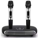 K8 Home Wireles Bluetooth Karaoke Box for Smart TV, Smart TV Box, Set Top Box, PC, Smart Phone(Black)