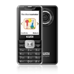 KUMI Mi1 Mini Mobile Phone, Forehead Thermometer