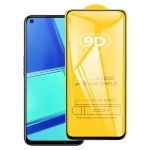For OPPO A72 9D Full Glue Full Screen Tempered Glass Film