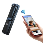 IDV-L01 1080P HD WiFi Back Clip Digital Pen Voice Recorder Mimi Camera, Support IR Night Vision & TF Card & 180 Degrees Lens Rotation(Black)