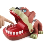 Cartoon Creative Dog Shape Bite Hand Novelty Tricky Toys