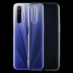 For OPPO Realme 6 0.5mm Ultra-Thin Transparent TPU Protective Case (Transparent)