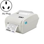 POS-9210 110mm USB POS Receipt Thermal Printer Express Delivery Barcode Label Printer, AU Plug(White)