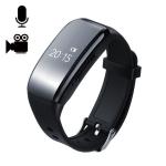 16GB 1080P Voice Control Recording Video Sports Bracelet HD Camera(Black)