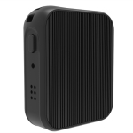 K7 16GB Noise Reduction Smart Voice Control Mini MP3 Recorder (Black)