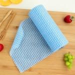 50 Sheets Non-Woven Disposable Washing Towels Dishcloth