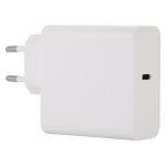 65W PD USB-C Charger Power Adapter Plug Adapter EU Plug