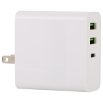 65W PD + 2 QC3.0 Fast Charger Power Adapter Plug Adapter US Plug