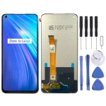 LCD Screen and Digitizer Full Assembly for OPPO Realme 6