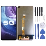 LCD Screen and Digitizer Full Assembly for Vivo Z6 5G