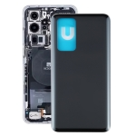 Battery Back Cover for Huawei P40(Black)