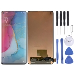 Original AMOLED Material LCD Screen and Digitizer Full Assembly for OnePlus 8 (Black)