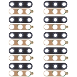 10 PCS Back Camera Lens for Huawei Enjoy 10e
