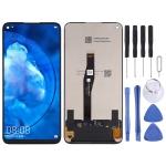 LCD Screen and Digitizer Full Assembly for Huawei Nova 5z / SPN-AL00 / SPN-TL00 (Black)