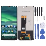 LCD Screen and Digitizer Full Assembly for Nokia 2.3(Black)