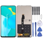 LCD Screen and Digitizer Full Assembly for Huawei Nova 7 SE / CDY-AN00 (Black)