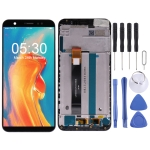 LCD Screen and Digitizer Full Assembly with Frame for Asus ZenFone Live (L1) ZA550KL X00RD (Black)