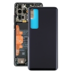 Battery Back Cover for Huawei Nova 7 Pro 5G(Black)