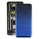 Battery Back Cover with Side Keys for Asus Zenfone Live (L2)(Blue)