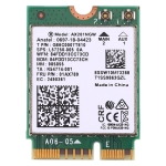 AX201 Bluetooth 5.0 Dual Band 2.4G/5G Wireless NGFF Wifi Card AX201NGW 802.11 ac/ax 2.4Gbps Wlan Adapter