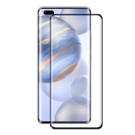 For Huawei Nova 7 Pro ENKAY Hat-Prince 0.26mm 9H 3D Explosion-proof Full Screen Curved Heat Bending Tempered Glass Film