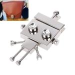 10 PCS Handbag Luggage Hardware Accessories Robot Metal Lock