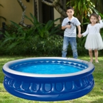 Children Outdoor Inflatable Bump Swimming Pool