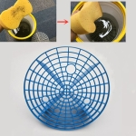Car Washing Filter Sand And Stone Isolation Net, Size:Diameter 23.5cm(Blue)