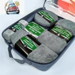 9 In 1 Car Wash Cleaning Kit Car Wash Supplies Car Wash Tools(Gray)