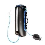 Solar Water Bag Solar Bath Bag Outdoor Shower Picnic Camping  Water Storage Drinking Bag, Style:Upgrade Air Pump