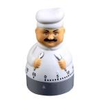 Kitchen Cartoon Mechanical Timer Electronic Timing Alarm Clock