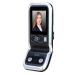 TF01 2.8 inch TFT Touch Screen Face Fingerprint Time Attendance Machine