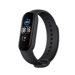 Original Xiaomi Mi Band 5, Support Smart Home Control / AI Voice Assistant / Heart Rate & Sleep & Steps & Swimming Sport Monitoring / APP Push Reminder Alarm(Black)