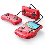 JOYROOM JR-CY282 Double-handle Handheld Game Console, Built-in 30 Games(Red)