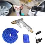 Car / Household Portable High Pressure Wash Water Gun Garden Irrigation Set