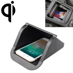 Car Qi Standard Wireless Charger 10W Quick Charging for Mercedes-Benz GLA / CLA 2015-2018, Left Driving