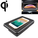 Car Qi Standard Wireless Charger 10W Quick Charging for Honda CRV 2017-2019, Left Driving